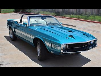 1969 Shelby GT500 Convertible - Photo 17 - , TX 77041