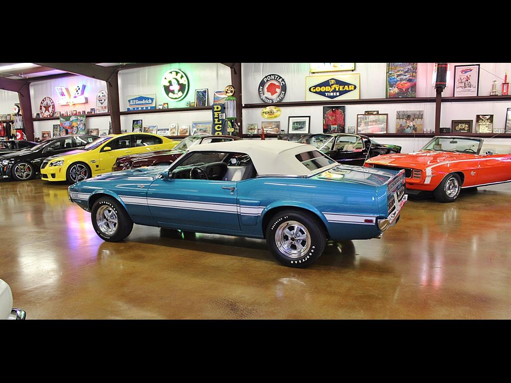 1969 Shelby GT500 Convertible - Photo 8 - , TX 77041