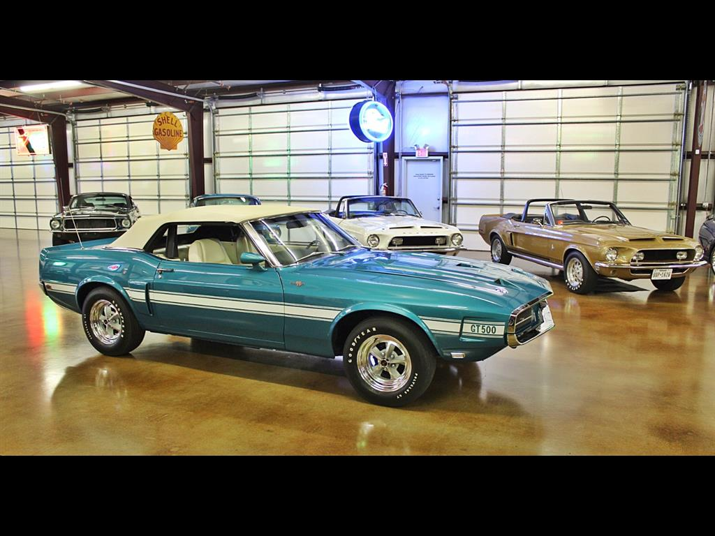 1969 Shelby GT500 Convertible - Photo 15 - , TX 77041