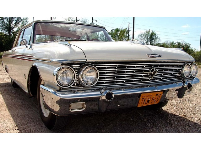 1962 Ford Galaxie 500 with High Performance 406 - Photo 15 - , TX 77041