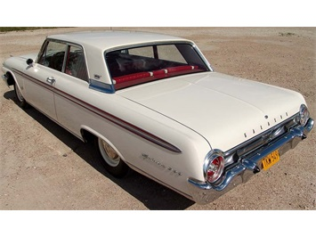 1962 Ford Galaxie 500 with High Performance 406 - Photo 5 - , TX 77041