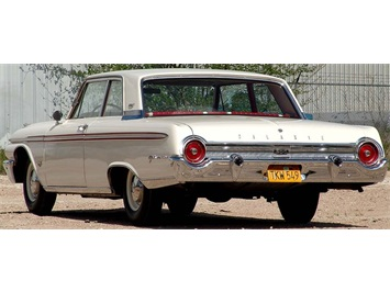 1962 Ford Galaxie 500 with High Performance 406 - Photo 9 - , TX 77041