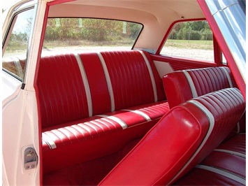 1962 Ford Galaxie 500 with High Performance 406 - Photo 27 - , TX 77041