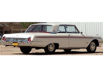 1962 Ford Galaxie 500 with High Performance 406 - Photo 3 - , TX 77041