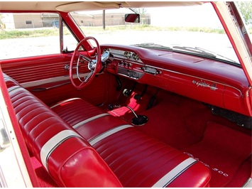 1962 Ford Galaxie 500 with High Performance 406 - Photo 25 - , TX 77041
