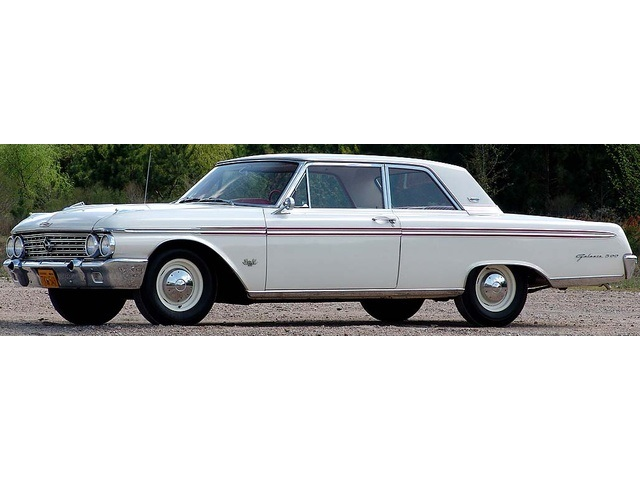1962 Ford Galaxie 500 with High Performance 406 - Photo 20 - , TX 77041