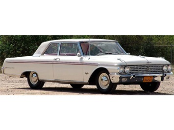 1962 Ford Galaxie 500 with High Performance 406 - Photo 1 - , TX 77041