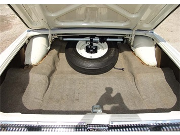 1962 Ford Galaxie 500 with High Performance 406 - Photo 29 - , TX 77041