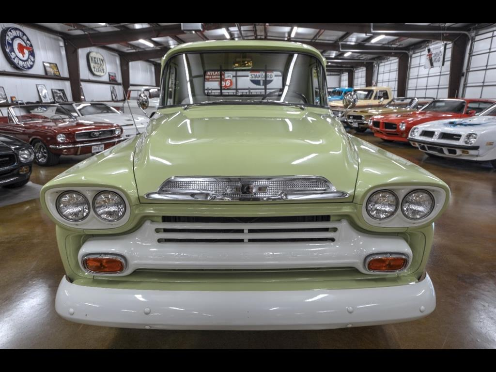 1957 Chevrolet Other Pickups Apache 3100 Chevy Truck For Sale Photo 7 Houston Tx 77041