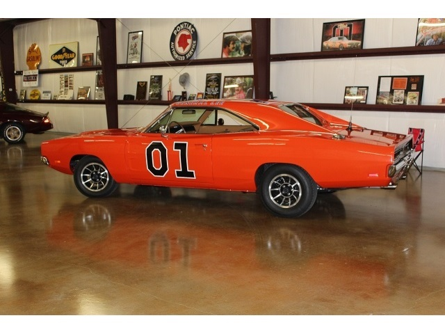 General Lee Car For - The Car Database