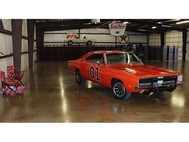 1969 dodge charger general lee replica for Is dodge general motors