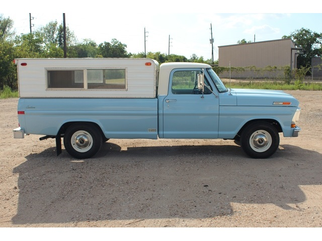 1971 Ford F 100 Long Bed Photo 4 Houston Tx 77041
