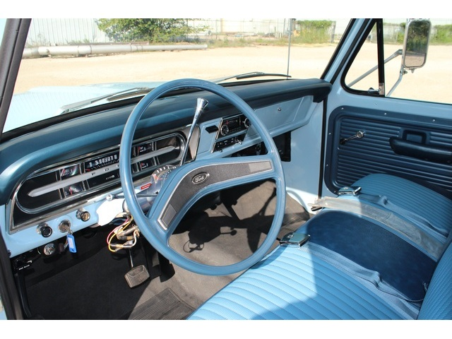 1971 Ford F-100 Long Bed - Photo 30 - , TX 77041