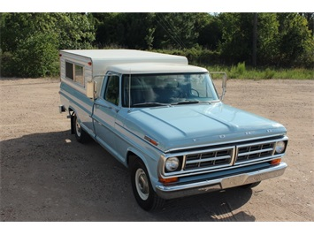 1971 Ford F-100 Long Bed - Photo 13 - , TX 77041