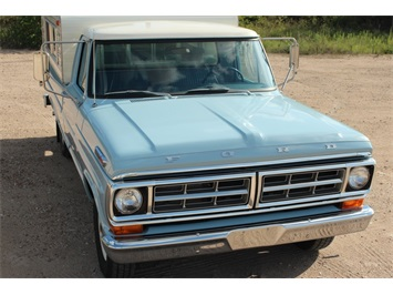 1971 Ford F-100 Long Bed - Photo 12 - , TX 77041