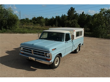 1971 Ford F-100 Long Bed - Photo 15 - , TX 77041