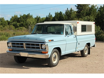 1971 Ford F-100 Long Bed - Photo 3 - , TX 77041