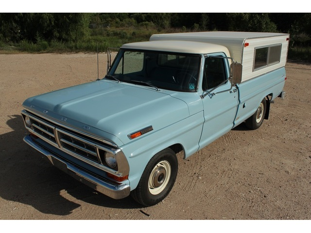 1971 Ford F-100 Long Bed - Photo 16 - , TX 77041