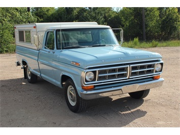 1971 Ford F-100 Long Bed Truck