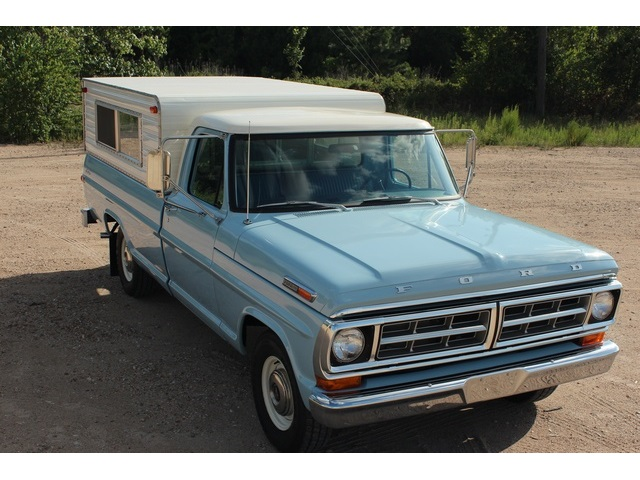1971 Ford F-100 Long Bed - Photo 14 - , TX 77041