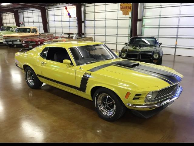 Absolutely Free Car History Report >> 1970 Ford Mustang Boss 302