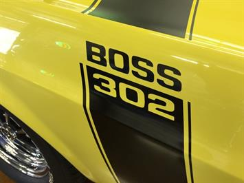 1970 Ford Mustang Boss 302 Coupe
