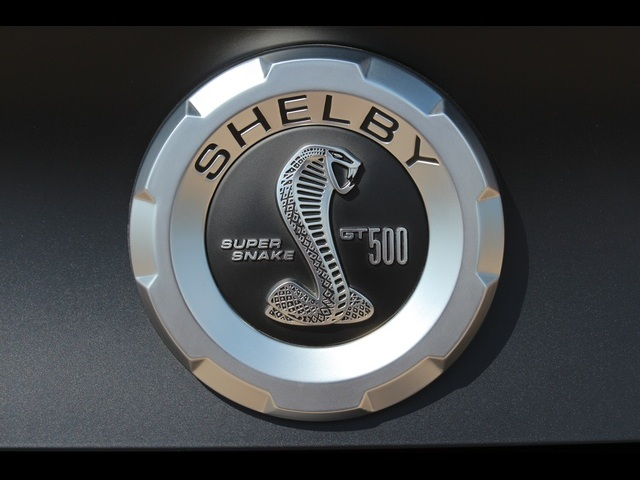 2010 Ford Mustang GT 500 Shelby Super Snake - Photo 59 - , TX 77041