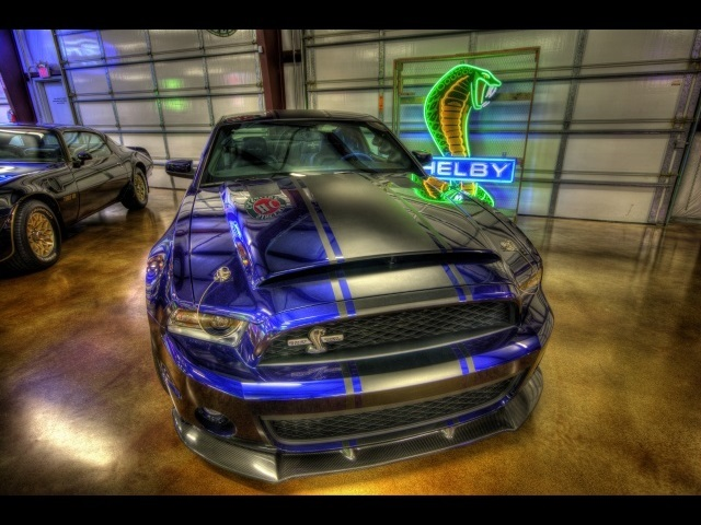 2010 Ford Mustang GT 500 Shelby Super Snake - Photo 1 - , TX 77041