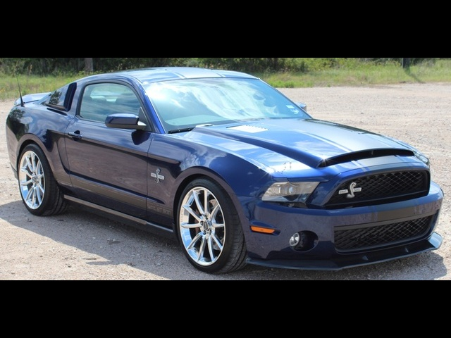 2010 Ford Mustang GT 500 Shelby Super Snake - Photo 18 - , TX 77041