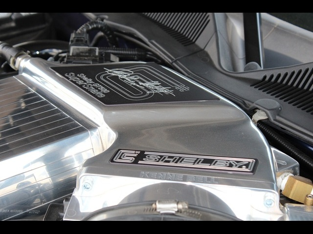 2010 Ford Mustang GT 500 Shelby Super Snake - Photo 52 - , TX 77041