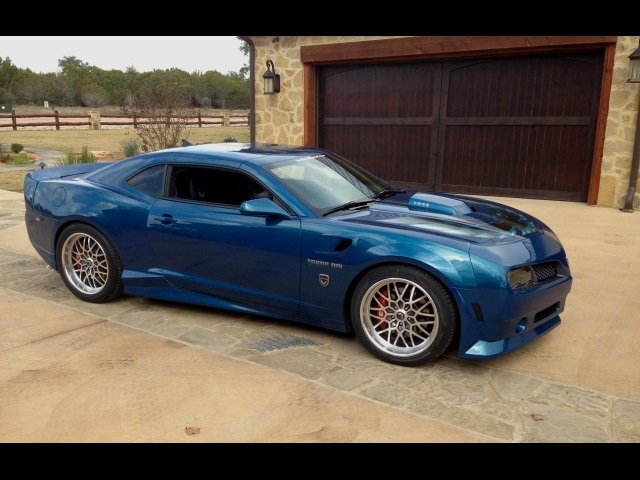 2014 Pontiac Trans Am 7T7 by TA Depot and Kevin Morgan Designs