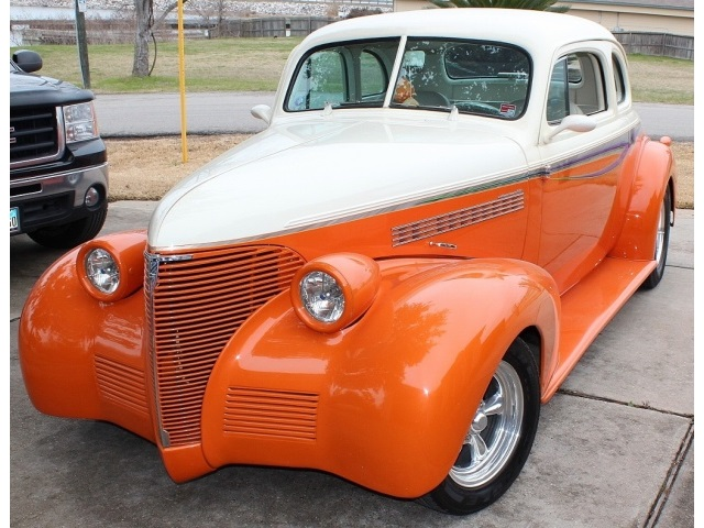 1939 Chevrolet Chevy Master 35 Coupe