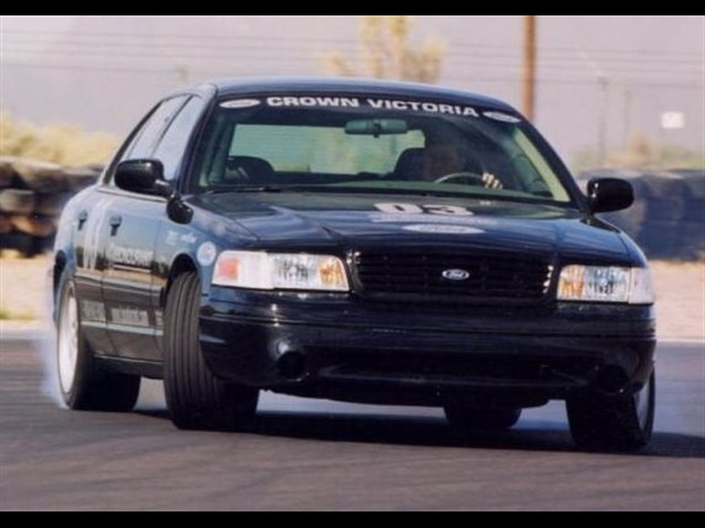 1999 ford crown victoria roush cobra vic 1 of 18 built 1999 ford crown victoria roush cobra
