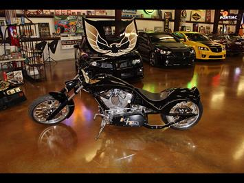 2011 Custom Built Motorcycles Chopper OCC Hurst Chopper TA Depot Kevin Morgan