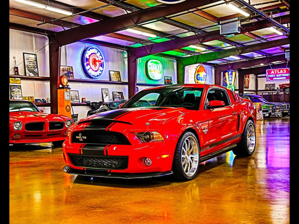 2012 Ford Mustang Shelby Gt500 Super Snake 1954 Photo 49 Houston Tx 77041