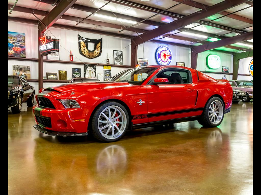 2012 Ford Mustang Shelby Gt500 Super Snake 1948 Coupe Photo 4 Houston Tx 77041