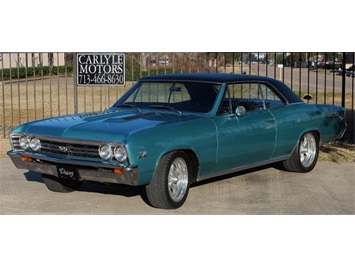 1967 Chevrolet Chevelle SS 396/325HP Coupe