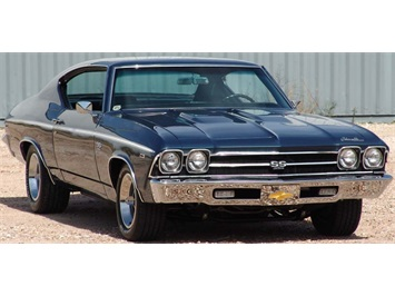 1969 Chevrolet Chevelle SS 396 Coupe