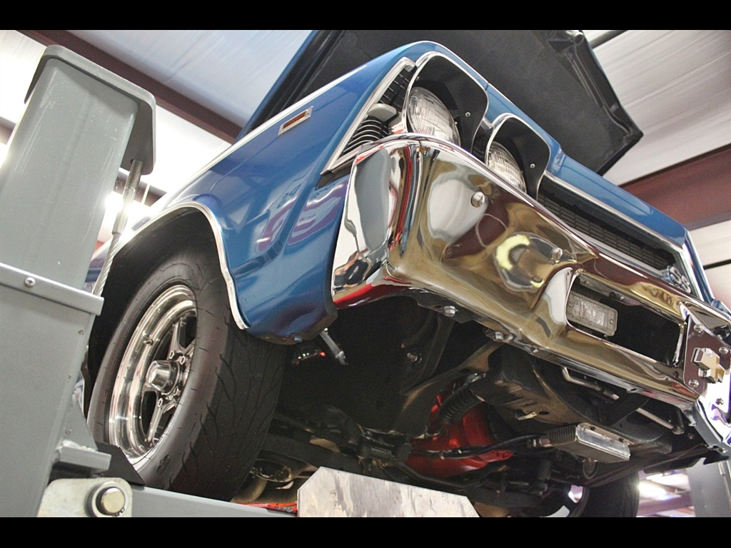 1969 Chevrolet Chevelle with 454 and Cold A/C! - Photo 52 - , TX 77041