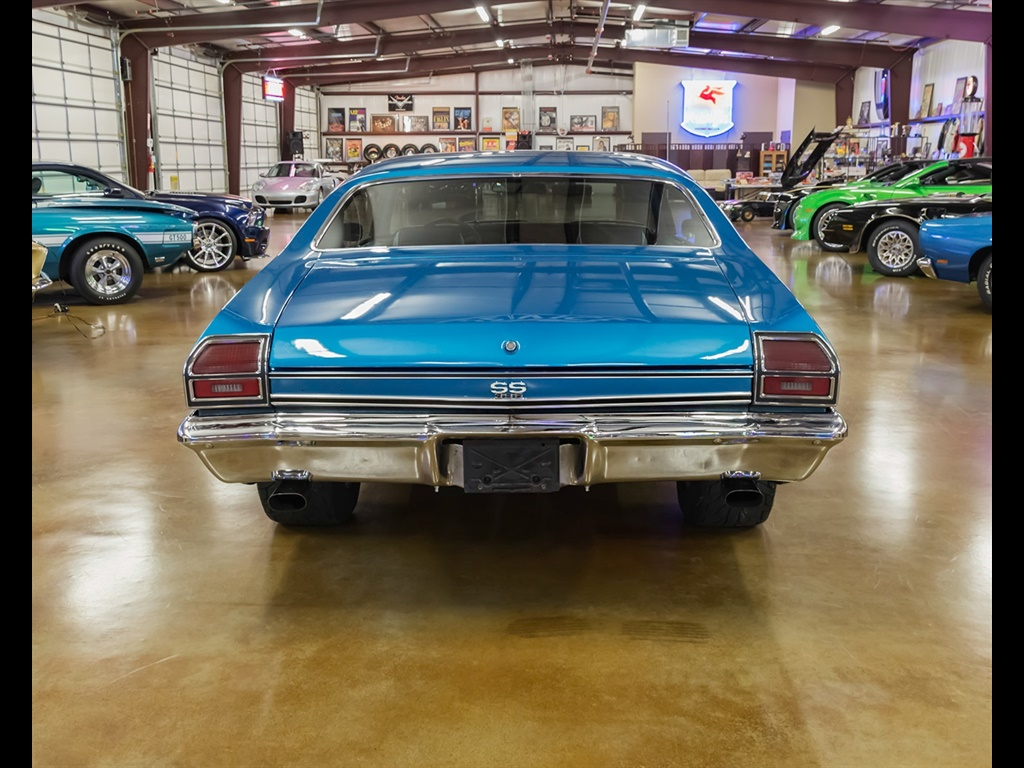 1969 Chevrolet Chevelle with 454 and Cold A/C! - Photo 11 - , TX 77041