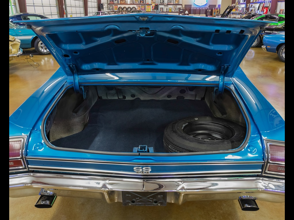 1969 Chevrolet Chevelle with 454 and Cold A/C! - Photo 30 - , TX 77041