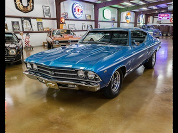 1969 Chevrolet Chevelle with 454 and Cold A/C! - Photo 10 - , TX 77041