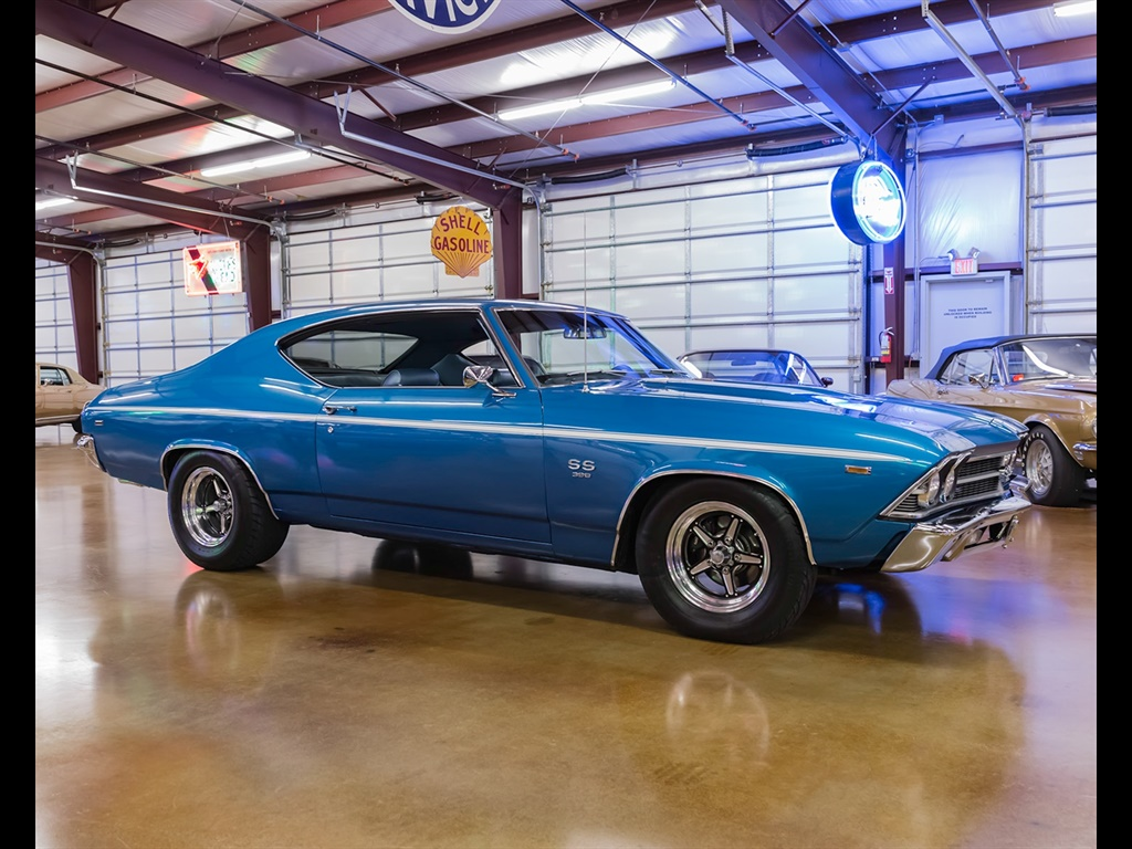 1969 Chevrolet Chevelle with 454 and Cold A/C! - Photo 8 - , TX 77041