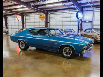 1969 Chevrolet Chevelle with 454 and Cold A/C! - Photo 14 - , TX 77041