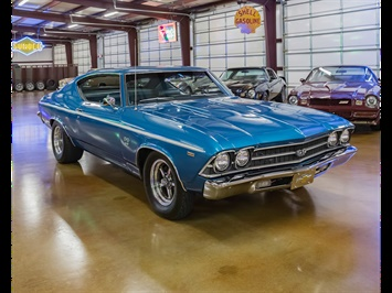 1969 Chevrolet Chevelle with 454 and Cold A/C! - Photo 15 - , TX 77041