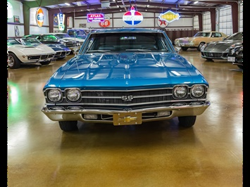 1969 Chevrolet Chevelle with 454 and Cold A/C! - Photo 9 - , TX 77041