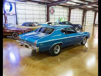 1969 Chevrolet Chevelle with 454 and Cold A/C! - Photo 24 - , TX 77041
