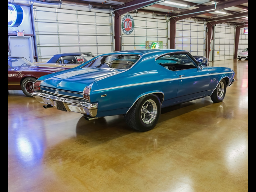 1969 Chevrolet Chevelle with 454 and Cold A/C! - Photo 13 - , TX 77041