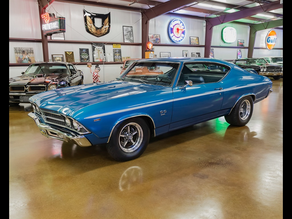 1969 Chevrolet Chevelle with 454 and Cold A/C! - Photo 59 - , TX 77041