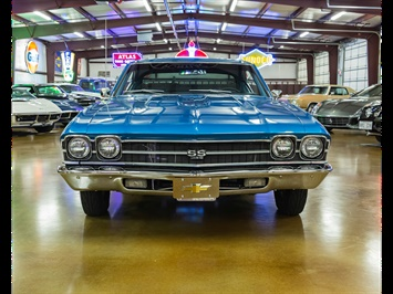 1969 Chevrolet Chevelle with 454 and Cold A/C! - Photo 12 - , TX 77041
